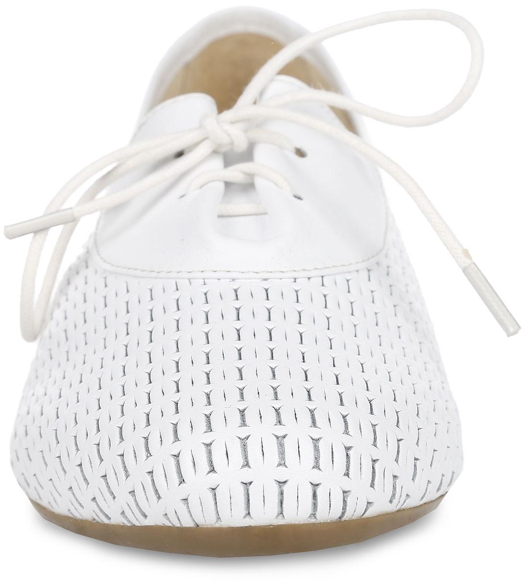 Туфли женские. SM2303_01_24_WHITE