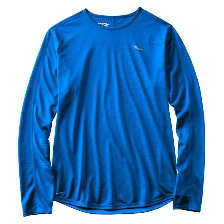 Лонгслив мужской для бега. SA81175-ARBSA81175-ARB- Relax Fit - Легкий вес - Плоские швы