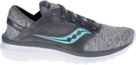 Кроссовки женские для бега. S15244-10S15244-10Женские кроссовки Saucony Kineta Relay разработаны для легких тренировок и для активного отдыха. Эстетичный дизайн в сочетании с технологиями памяти формы ноги FORM2U подарит отличные впечатления и комфорт в течении всего дня.