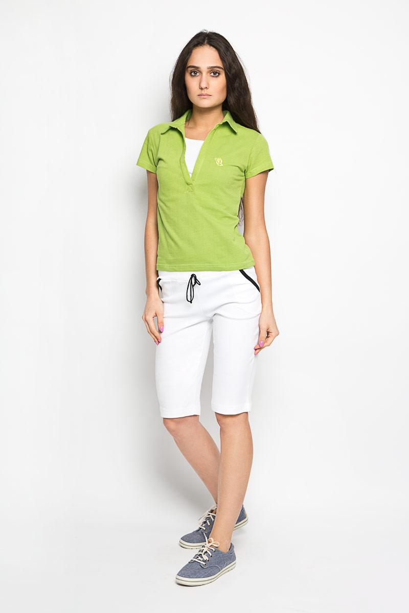 ПолоМ-167Стильная женская футболка Original поможет создать отличный современный образ. Модель изготовлена из натурального хлопка, очень мягкая, тактильно приятная, не сковывает движения и хорошо пропускает воздух. Футболка с отложным вырезом горловины и короткими рукавами оформлена на груди вышивкой в виде бабочки. Модель выполнена с имитацией майки. Такая футболка станет стильным дополнением к вашему гардеробу, она подарит вам комфорт в течение всего дня!
