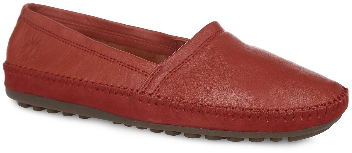 Туфли женские. SM2222_01_0SM2222_01_01_BLACKСтильные туфли от Spur - отличный вариант на каждый день. Модель выполнена полностью из натуральной кожи. Верхняя часть подошвы по контуру декорирована вставкой из замши и фактурным швом, одна из боковых сторон - тиснением в виде символики бренда. Подкладка из натуральной кожи и стелька из ЭВА материала с верхним кожаным покрытием обеспечат комфорт и уют. Стелька дополнена перфорацией для лучшей воздухопроницаемости. Подошва оснащена рифлением для лучшего сцепления с поверхностями. Модные туфли внесут яркие нотки в ваш модный образ!