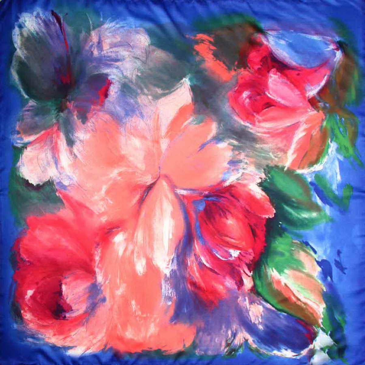 3906333-2Изысканный и невероятно красивый женский платок Venera изготовлен из полиэстера, станет любимым и незаменимым украшением. Это легкий и нежный платок имеет превосходный рисунок больших цветов, которые будто насыщенны душой и настроением художника. Классическая квадратная форма позволяет носить платок на шее, украшать им прическу или декорировать сумочку. С таким платком вы всегда будете неотразимой, нежной и романтичной натурой. Платок Venera превосходно дополнит любой наряд и подчеркнет ваш неповторимый вкус и элегантность.