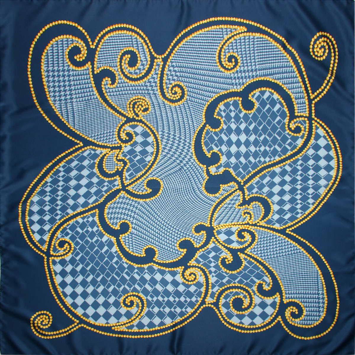 Платок женский. 3915183-33915183-3Стильный женский платок Venera станет великолепным завершением любого наряда. Платок, изготовленный из полиэстера, оформлен оригинальным принтом. Классическая квадратная форма позволяет носить платок на шее, украшать им прическу или декорировать сумочку. Легкий и приятный на ощупь платок поможет вам создать изысканный женственный образ. Такой платок превосходно дополнит любой наряд и подчеркнет ваш неповторимый вкус и элегантность.