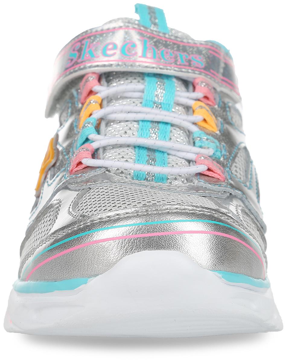 Кроссовки для девочки Lights-Blissful. 10477L-SMLT