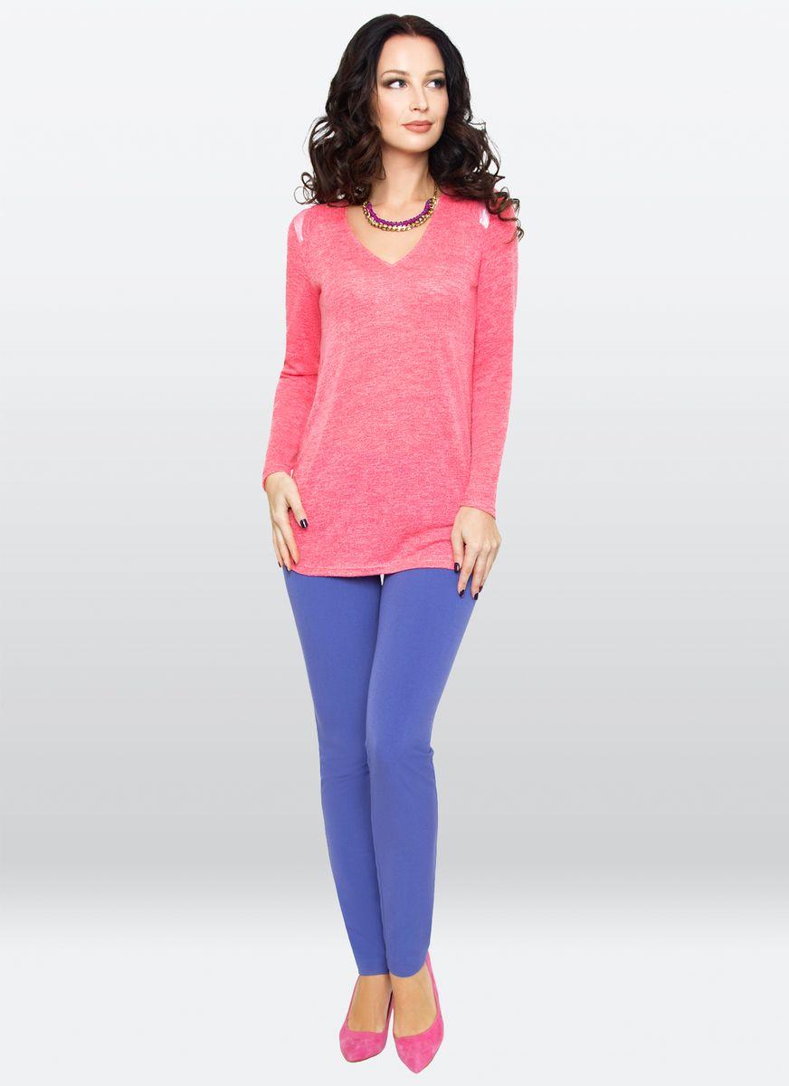 Туника жен. 32883288Элегантная туника из трикотажа, станет лучшим предложением для современных модниц. Плечи декорированы цветными пайетками. Эффектный вариант для современных модниц.