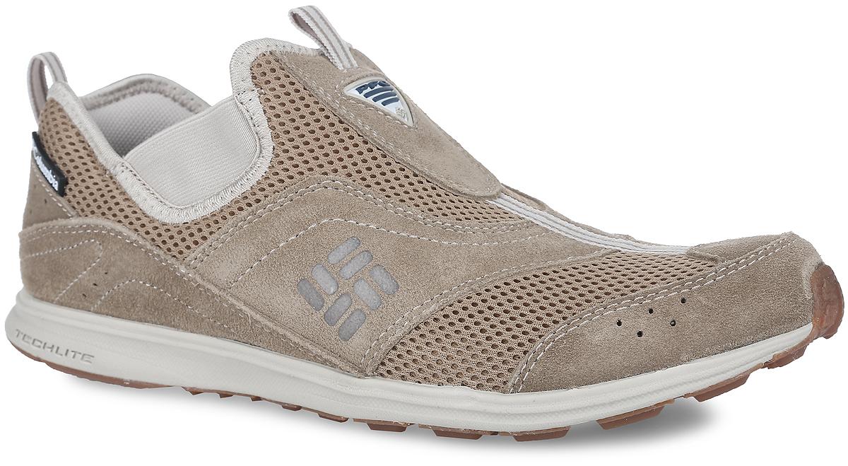 Кроссовки мужские Cayman 4 Slip. 1523461-2501523461-250Универсальные мужские кроссовки Cayman 4 Slip от Columbia прекрасно подойдут для активного отдыха и повседневной носки. Верх модели выполнен из комбинации натуральной замши и воздухопроницаемой сетки. Подкладка и стелька из текстиля обеспечат комфорт и уют ногам. Обувь удобно надевается благодаря эластичным вставкам. Сбоку и на заднике кроссовки оформлены символикой бренда. Промежуточная подошва Techlite амортизирует и поддерживает стопу. Подметка Omni-Grip обеспечивает хорошее сцепление на любых поверхностях.