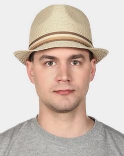 Шляпа1961503Классическая шляпа Canoe Habit непременно украсит любой наряд. Шляпа из искусственной соломы оформлена трикотажным ремешком с логотипом фирмы вокруг тульи. Благодаря своей форме, шляпа удобно садится по голове и подойдет к любому стилю. Такая шляпа подчеркнет вашу неповторимость и дополнит ваш повседневный образ.