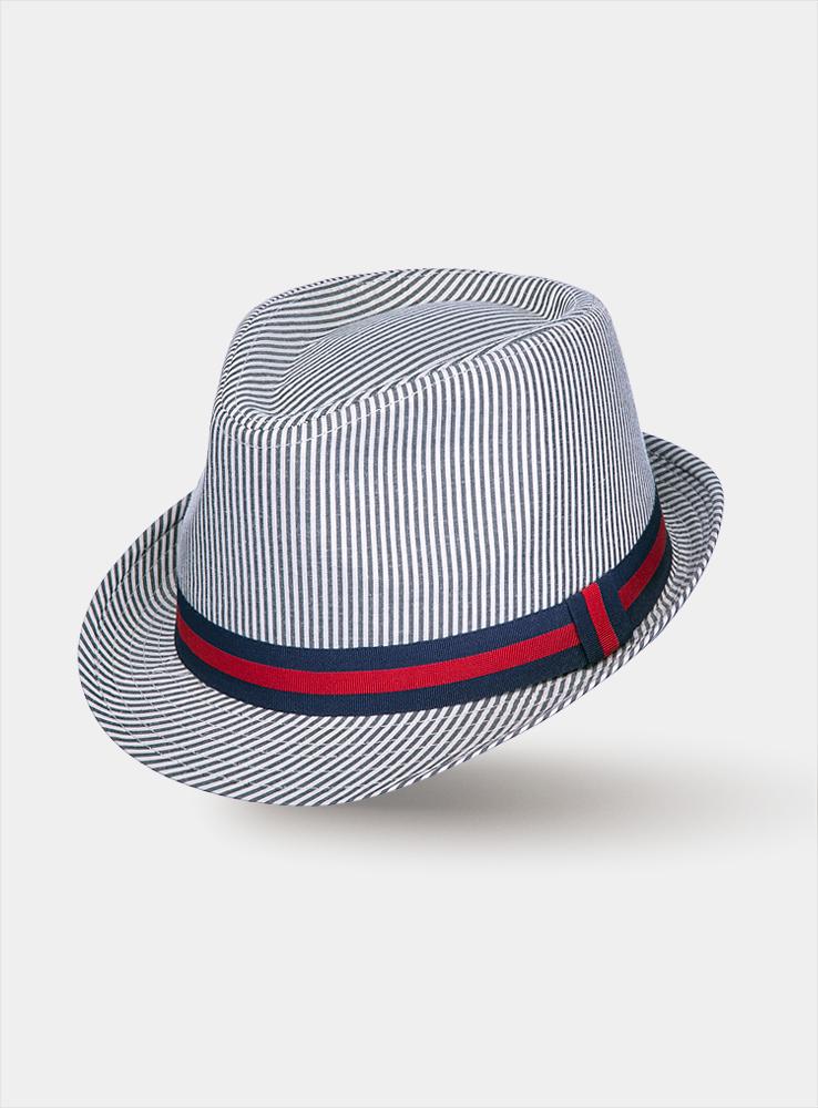 Шляпа мужская Still1963381Модная шляпа-трилби Canoe Still, выполненная из хлопка, украсит любой наряд. Шляпа оформлена контрастной лентой вокруг тульи и имеет оригинальную расцветку в изящную полоску. Благодаря своей форме, шляпа удобно садится по голове и подойдет к любому стилю. Шляпа легко восстанавливает свою форму после сжатия. Такая шляпка подчеркнет вашу неповторимость и дополнит ваш повседневный образ.