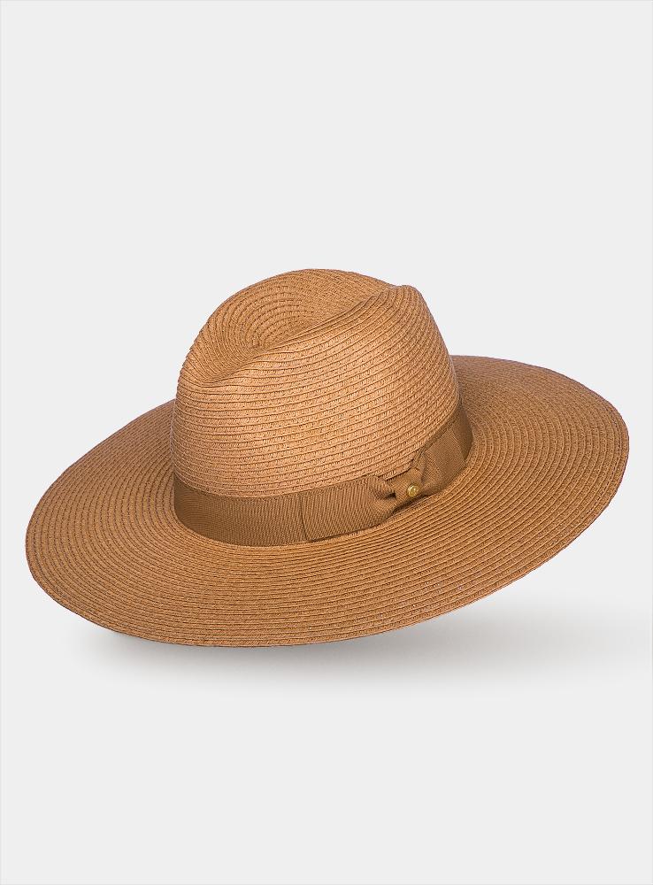 Шляпа женская Elise1964354Очаровательная женская шляпа Canoe Elise, выполненная из искусственной соломы, станет незаменимым аксессуаром для пляжа и отдыха на природе. Широкие поля шляпы обеспечат надежную защиту от солнечных лучей. Шляпа оформлена декоративной лентой с бантиком. Плетение шляпы обеспечивает необходимую вентиляцию и комфорт даже в самый знойный день. Шляпа легко восстанавливает свою форму после сжатия. Стильная шляпа с элегантными волнистыми полями подчеркнет вашу неповторимость и дополнит ваш повседневный образ.