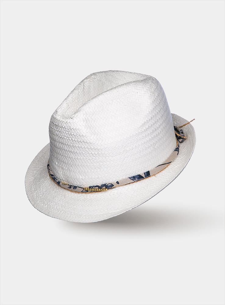 Шляпа женская Mimi1964480Женская шляпа-федора Canoe Mimi непременно украсит любой наряд. Шляпа из искусственной соломы вокруг тульи оформлена интересным переплетением. Благодаря своей форме, шляпа удобно садится по голове и подойдет к любому стилю. Плетение шляпы позволяет ей пропускать воздух, что обеспечивает необходимую вентиляцию. Такая шляпа подчеркнет вашу неповторимость и дополнит ваш повседневный образ.