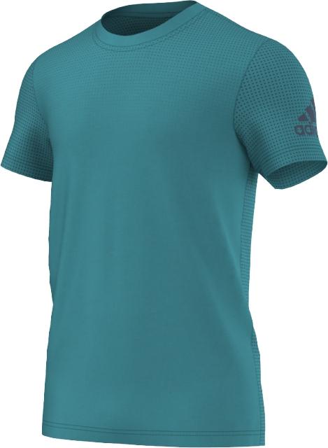 Футболка для фитнеса мужская. AI4463AI4463ФУТБОЛКА CLIMACOOL AEROKNIT STAY COOL SO YOU CAN TRAIN HARDER. В этой футболке ты сможешь выдержать даже самые интенсивные упражнения. Модель сочетает высокофункциональную ткань бернаут с быстросохнущим слоем, поэтому она эффективно отводит излишки тепла и влаги, обеспечивая чувство прохлады. С первой до последней минуты тренировки. Технология climacool сохраняет приятные ощущения прохлады и свежести благодаря специальным сетчатым вставкам Революционная вентиляция: ультрадышащая ткань бернаут обеспечивает чувство прохлады, улучшая выносливость и результативность тренировок; ускоренное высыхание: быстросохнущая ткань помогает быстрее испарять излишки влаги Высшая степень комфорта: сочетание различных материалов премиального качества обеспечивает непрерывный комфорт с первой до последней минуты тренировки Круглый ворот Приталенный крой