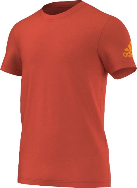 ФутболкаAI4461В этой футболке вы сможете выдержать даже самые интенсивные упражнения. Модель сочетает высокофункциональную ткань бернаут с быстросохнущим слоем, поэтому она эффективно отводит излишки тепла и влаги, обеспечивая чувство прохлады. С первой до последней минуты тренировки. Технология climacool сохраняет приятные ощущения прохлады и свежести благодаря специальным сетчатым вставкам. Круглый ворот. Приталенный крой.