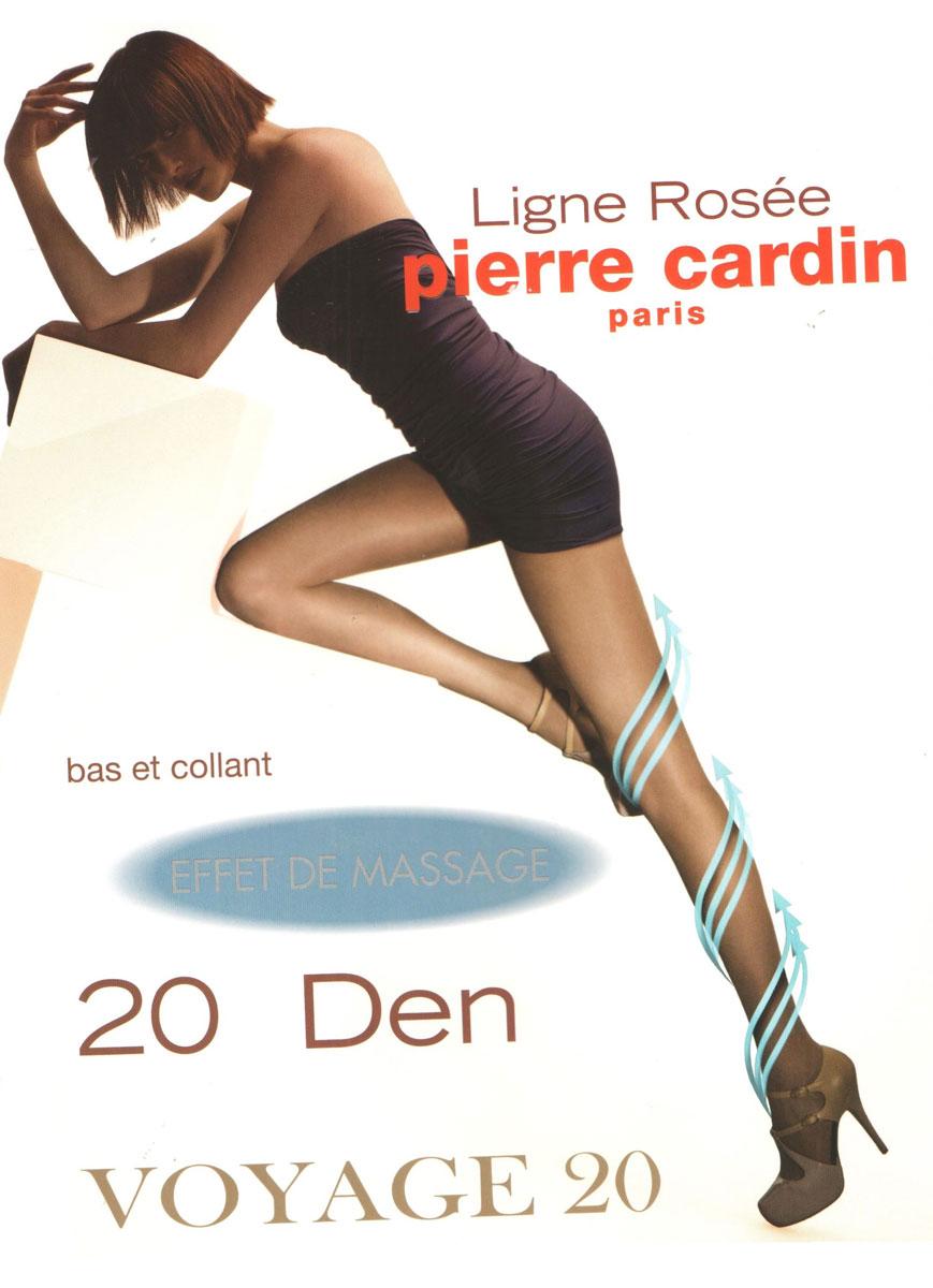 Колготки Voyage 20Cr Voyage 20Стильные классические колготки Pierre Cardin Voyage, изготовленные из эластичного полиамида с добавлением хлопка, идеально дополнят ваш образ. Шелковистые колготки легко тянутся, что делает их комфортными в носке. Гладкие и мягкие на ощупь, они имеют плоские швы и укрепленный прозрачный мысок. Резинка на поясе обеспечивает комфортную посадку. Идеальное облегание и комфорт гарантированы при каждом движении.