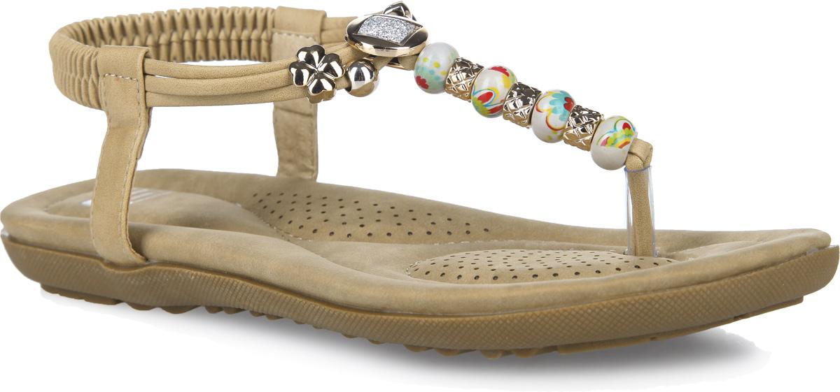 Сандалии женские. 092-02-HF-03-PP092-02-HF-03-PPОригинальные женские сандалии от Calipso заинтересуют вас своим дизайном. Изделие изготовлено из искусственной кожи. Ремешок на эластичной основе с дополнительной поддержкой по бокам надежно зафиксирует модель на щиколотке. Ремешок на подъеме оформлен декоративными металлическими элементами и бусинами с ярким цветочным принтом. Стелька из искусственной кожи быстро восстанавливает форму после деформации. Стелька дополнена перфорацией для лучшей воздухопроницаемости и супинатором для поддержки свода стопы. Подошва оснащена рифлением для идеального сцепления с любой поверхностью. Эффектные сандалии помогут вам создать неповторимый образ.