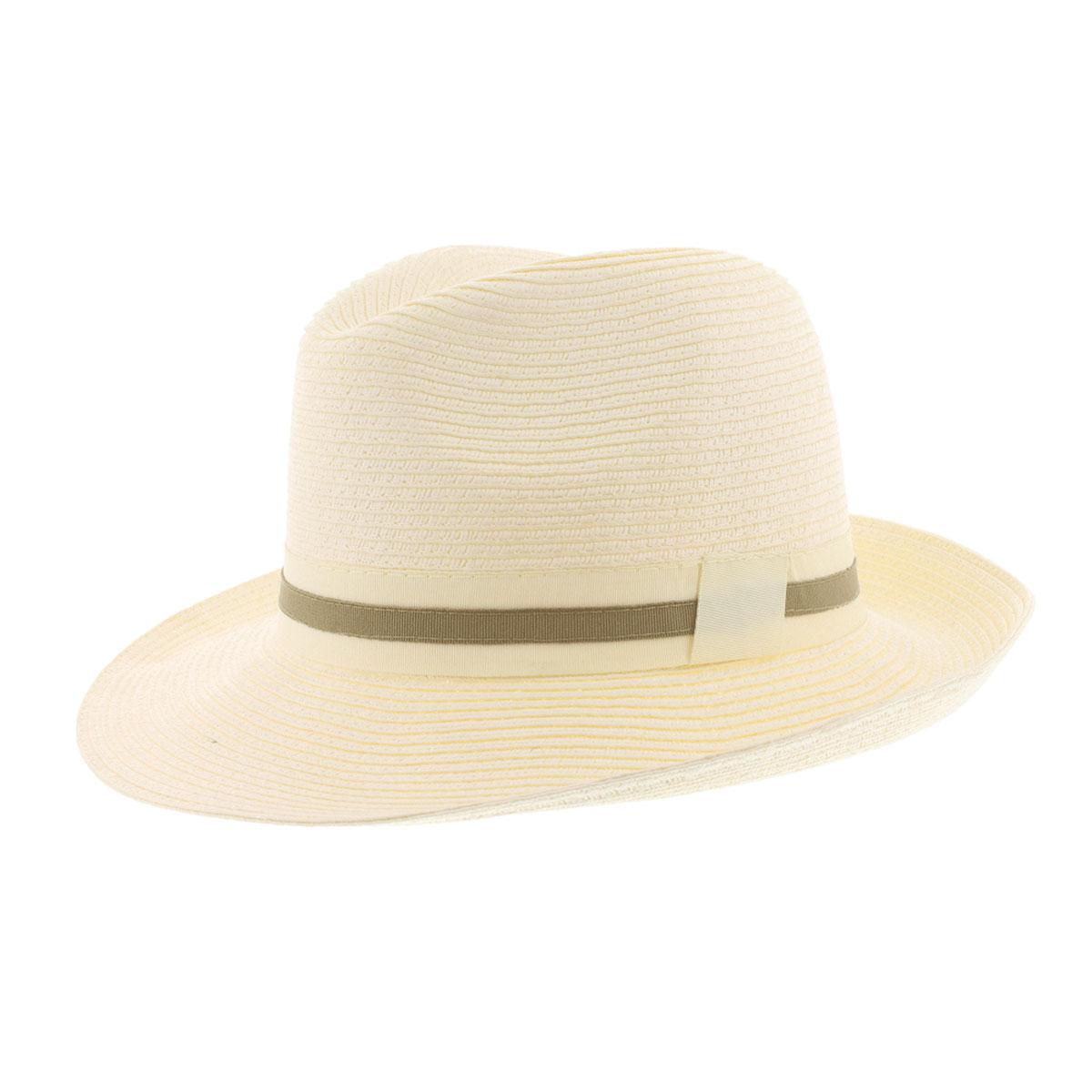 Шляпа Clapton. 77-088-0277-088-02Летняя шляпа R.Mountain Clara станет незаменимым аксессуаром для пляжа и отдыха на природе. Такая шляпка не только защитит вас от солнца, но и станет стильным дополнением вашего образа. Шляпа оформлена небольшим металлическим логотипом фирмы и контрастной лентой вокруг тульи. Плетение шляпы обеспечивает необходимую вентиляцию и комфорт даже в самый знойный день. Шляпа легко восстанавливает свою форму после сжатия. Эта элегантная легкая шляпка подчеркнет вашу неповторимость и дополнит ваш повседневный образ.