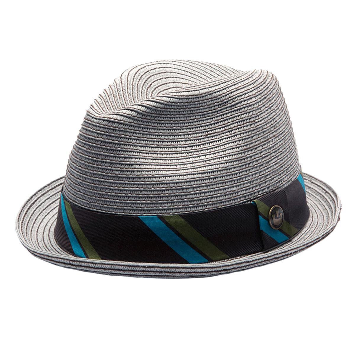 Шляпа унисекс. 16-839-0816-839-08-59Лёгкая соломеная шляпа с короткими полями, немного загнутыми вверх. Контрастная лента с яркими диагональными полосками подчеркнёт ваш стиль и придаст индивидуальности вашему летнему наряду. Богатая цветовая гамма делает эту модель универсальной в подборе гардероба. Носите её в солнечный день на пляже, а вечером смело надевайте в клуб.