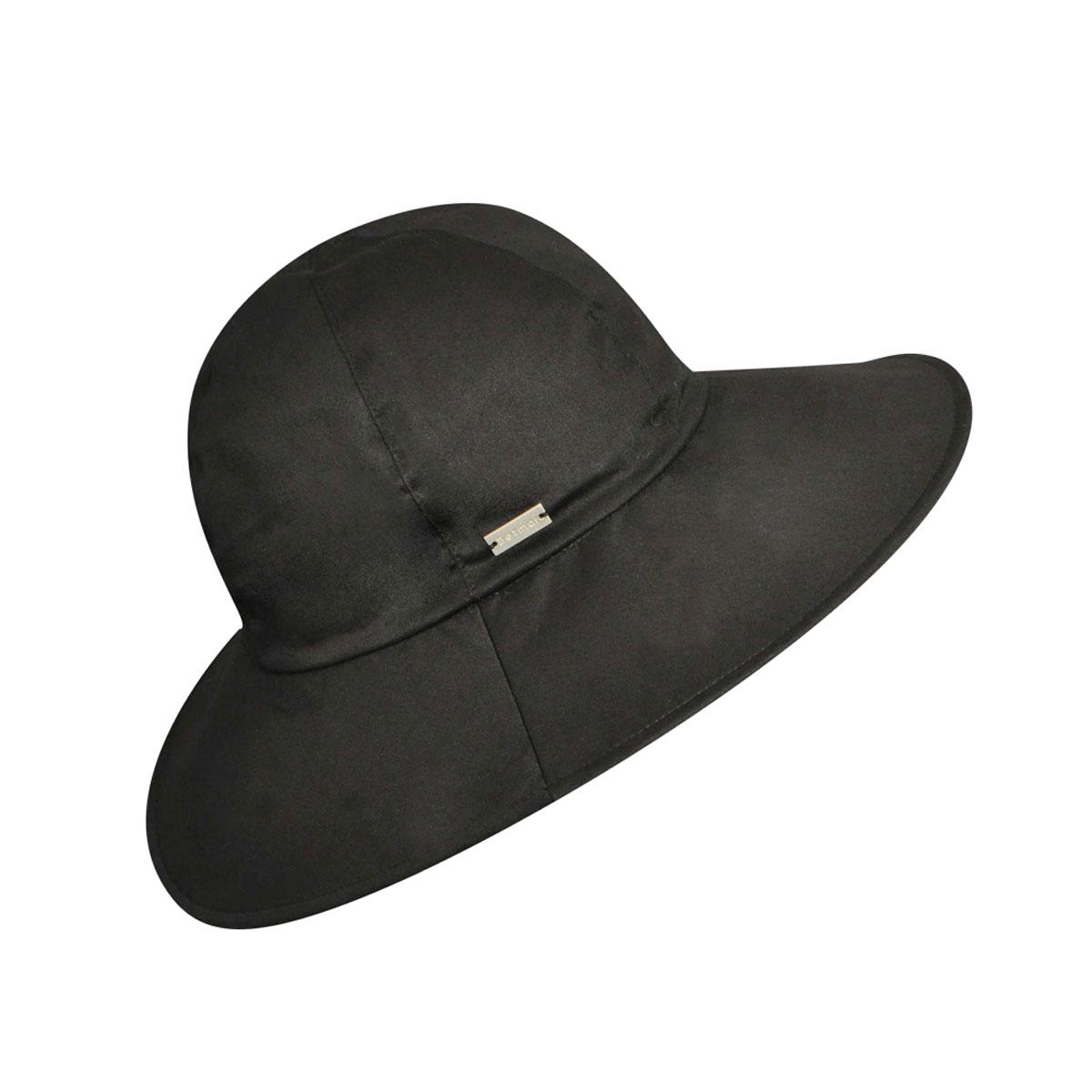 Шляпа женская. 31-062-5331-062-53-00Широкополая двухсторонняя шляпа Betmar Gemma, выполненная из натурального хлопка, украсит любой наряд. Шляпа, с защитой от ультрафиолетовых лучей UPF 50+, оформлена металлической нашивкой с названием бренда. Благодаря своей форме, шляпа удобно садится по голове и подойдет к любому стилю. Шляпа легко восстанавливает свою форму после сжатия. Такая шляпка подчеркнет вашу неповторимость и дополнит ваш повседневный образ.