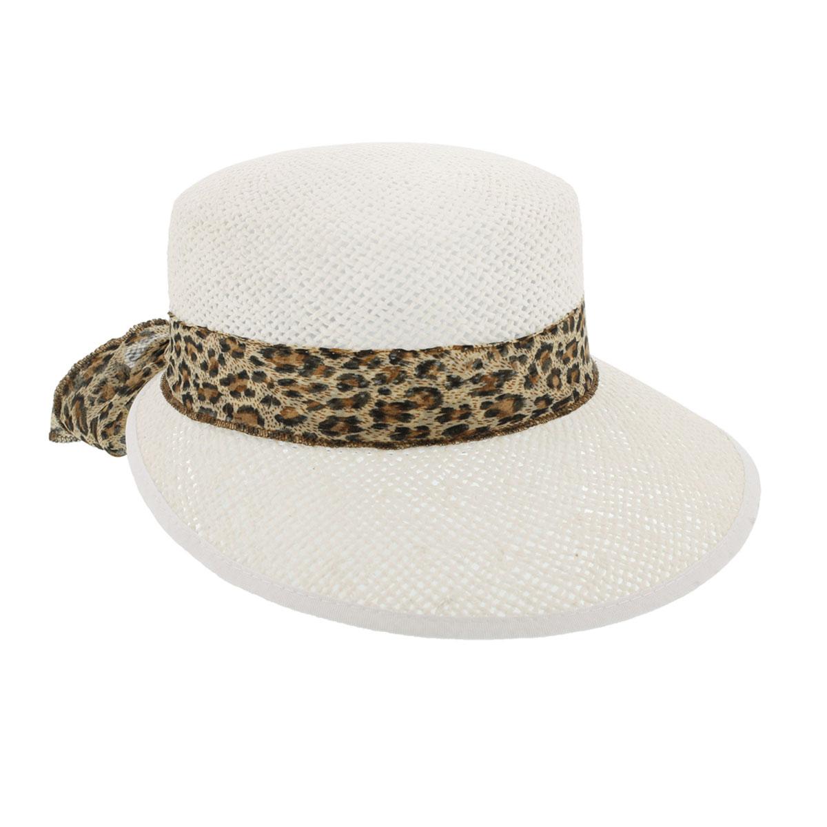 Шляпа77-129-17Летняя женская шляпа R.Mountain Penny станет незаменимым аксессуаром для пляжа и отдыха на природе. Такая шляпка не только защитит вас от солнца, но и станет стильным дополнением вашего образа. Шляпа оформлена небольшим металлическим логотипом фирмы и эффектной лентой вокруг тульи. Поле шляпы сужается к затылку, что обеспечивает необходимую вентиляцию и комфорт даже в самый знойный день. Шляпа легко восстанавливает свою форму после сжатия. Эта элегантная легкая шляпка подчеркнет вашу неповторимость и дополнит ваш повседневный образ.