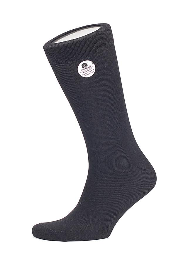 Носки мужские. MS054MS054Классические мужские носки из высококачественного мерсеризированного хлопка, имеют средний паголенок, резинка двубортная.