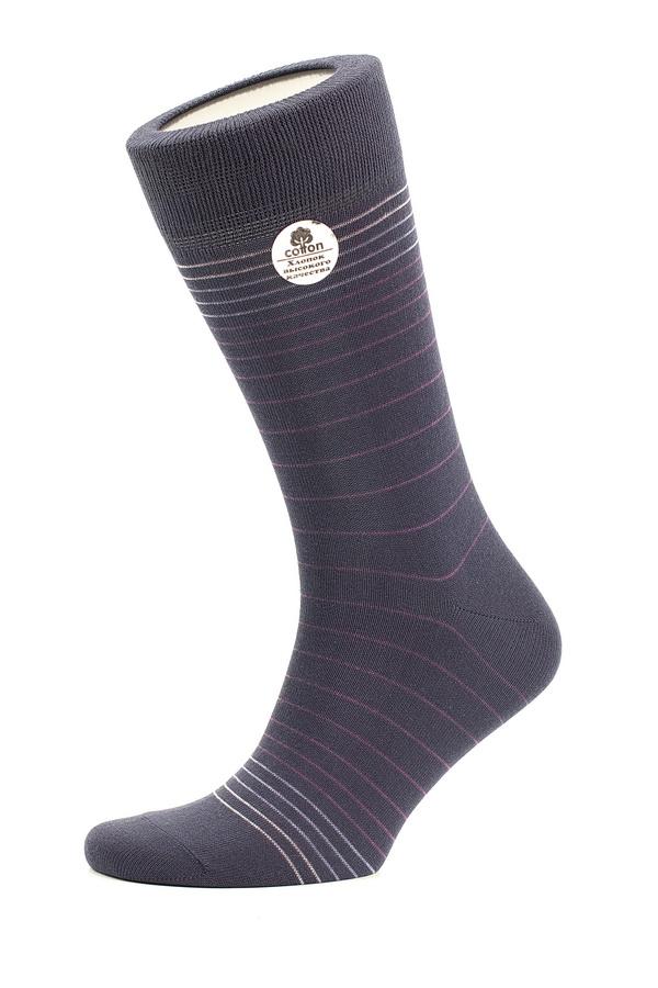 НоскиMS060Мужские носки классической длины Uomo Fiero изготовлены из высококачественного хлопка с добавлением полиамида. Усиленная пятка и мысок обеспечивают долговечностью и комфорт. Носки оформлены узором в тонкую полоску.
