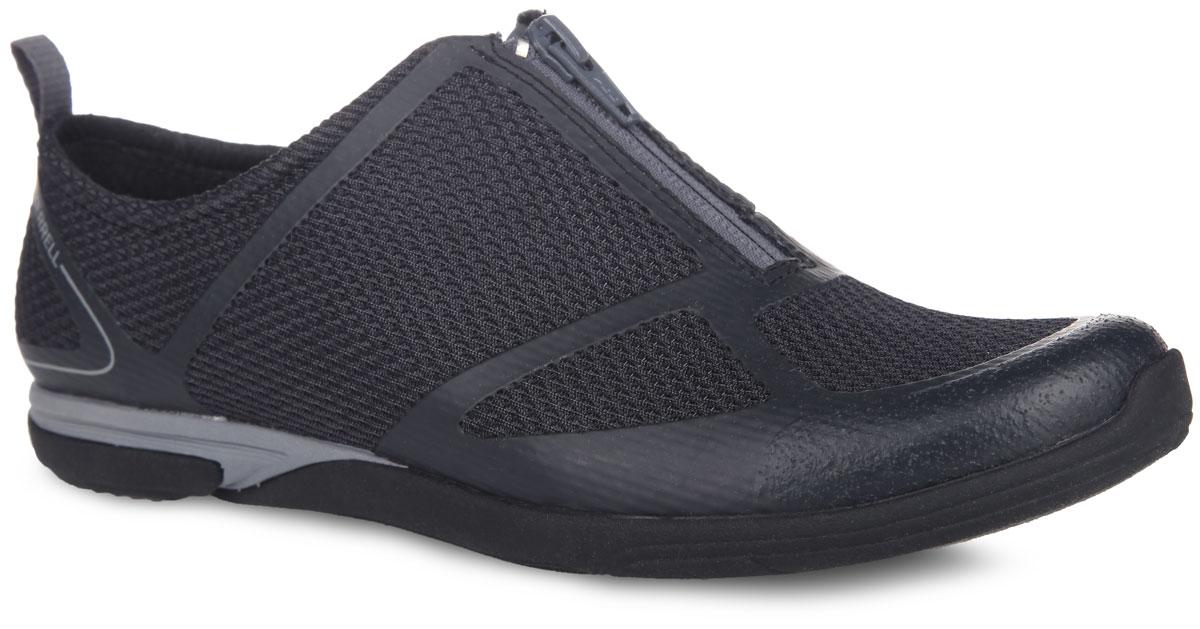 Кроссовки55102Стильные женские кроссовки Merrell Ceylon Sport Zip имеют современный дизайн и высокие технологии. Модель подходит для путешествий и для повседневной носки. Подъем дополнен молнией, что облегчает одевание модели. Запатентованные технологии Air Cushion и M Select Move для вашего комфорта. Благодаря протектору подошва M Select Grip улучшает сцепление со скользкой поверхностью.