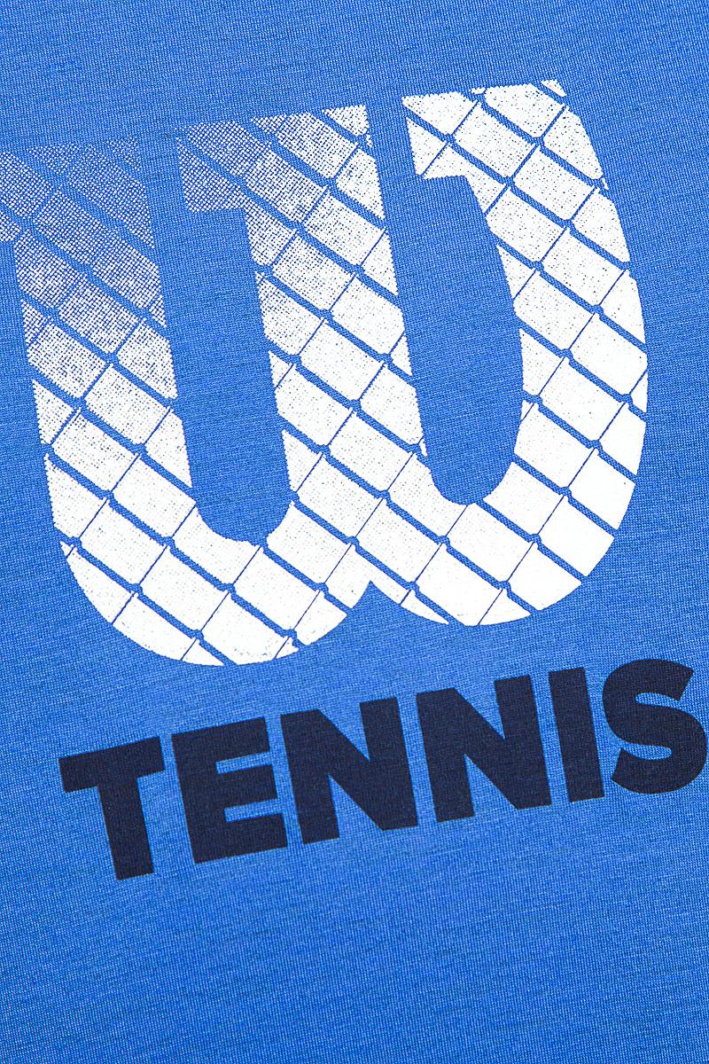 Футболка для тенниса мужская Graphic Tech. WRA731602
