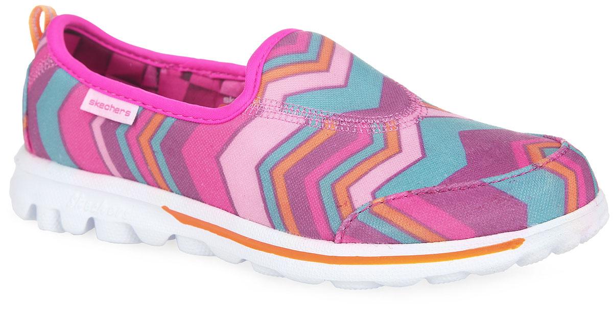 Skechers ��������� ��� ������� Go Walk-Hypnotix. 81065L-HPMT