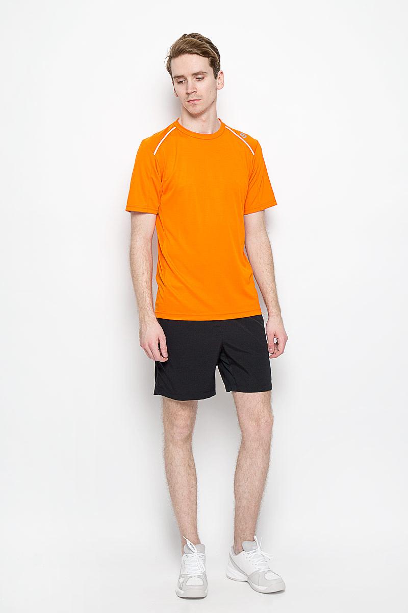 ШортыWR1140100Мужские шорты для тенниса Wilson Rush 7 Woven Short - это незаменимый атрибут в гардеробе любого спортсмена. Стильные удобные шорты выполнены из 100% полиэстера, благодаря чему превосходно сидят, не стесняют движений и великолепно отводят влагу, оставляя тело сухим даже во время интенсивных тренировок. Шорты на подкладке из сетчатого дышащего материала. Модель дополнена широкой эластичной резинкой на талии. Объем пояса регулируется при помощи шнурка-кулиски. Шорты имеют два втачных кармана спереди. Устремляясь за очередным укороченным ударом и высоким мячом, используйте всю силу ног, а легкие шорты помогут вам в этом: они подарят комфорт и полную свободу движений. Эти модные шорты послужат отличным дополнением к вашему спортивному гардеробу. В них вы всегда будете чувствовать себя уверенно и комфортно.