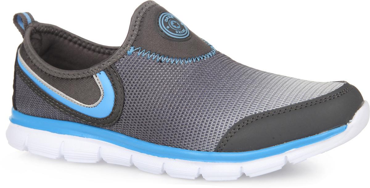 Кроссовки женские. 16358S-116358S-1-1TТрендовые кроссовки от Daze станут изюминкой вашего образа. Модель выполнена из комбинации текстильного материала и дополнена вставками из синталина. Подъем оформлен нашивкой из ПВХ с символикой бренда, задник - ярлычком для более удобного надевания обуви, верхняя часть подошвы - контрастной полоской. Текстильная подкладка и стелька из ЭВА с текстильным верхним покрытием обеспечат комфорт и уют. Подошва из легкого материала ЭВА оснащена рифлением, обеспечивающим отличное сцепление с любыми поверхностями. Эффектные кроссовки покорят вас своим дизайном и удобством!