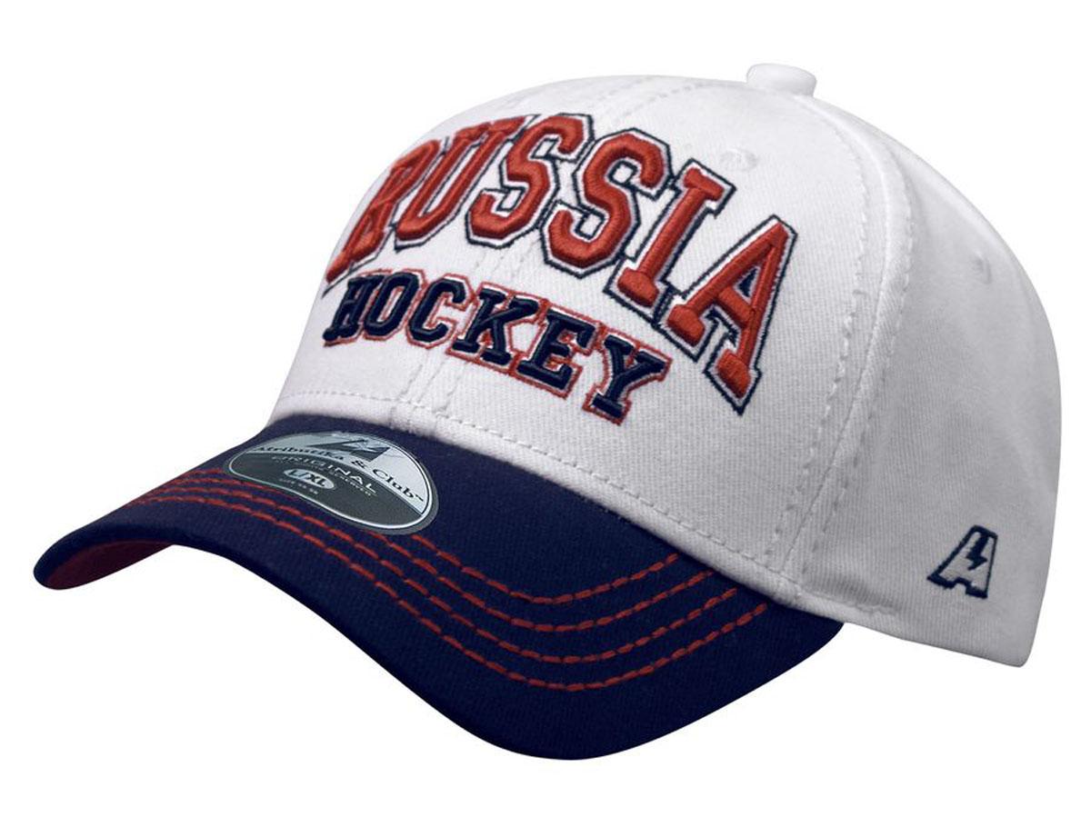 Бейсболка с логотипом101535Бейсболка Россия выполнена из высококачественного материала. Модель дополнена широким твердым козырьком и оформлена объемной вышивкой. Бейсболка имеет перфорацию, обеспечивающую необходимую вентиляцию. Объем изделия регулируется металлическим фиксатором с гравировкой логотипа.