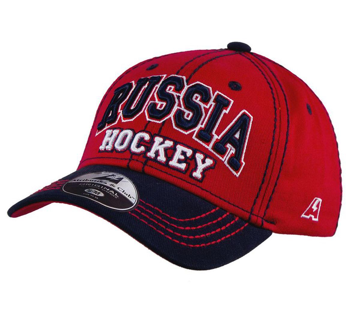 Бейсболка с логотипом101534Бейсболка Россия выполнена из высококачественного материала. Модель дополнена широким твердым козырьком и оформлена объемной вышивкой. Бейсболка имеет перфорацию, обеспечивающую необходимую вентиляцию. Объем изделия регулируется металлическим фиксатором с гравировкой логотипа.