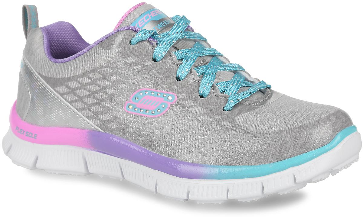Skechers Кроссовки для девочки. 81862L-SMLT