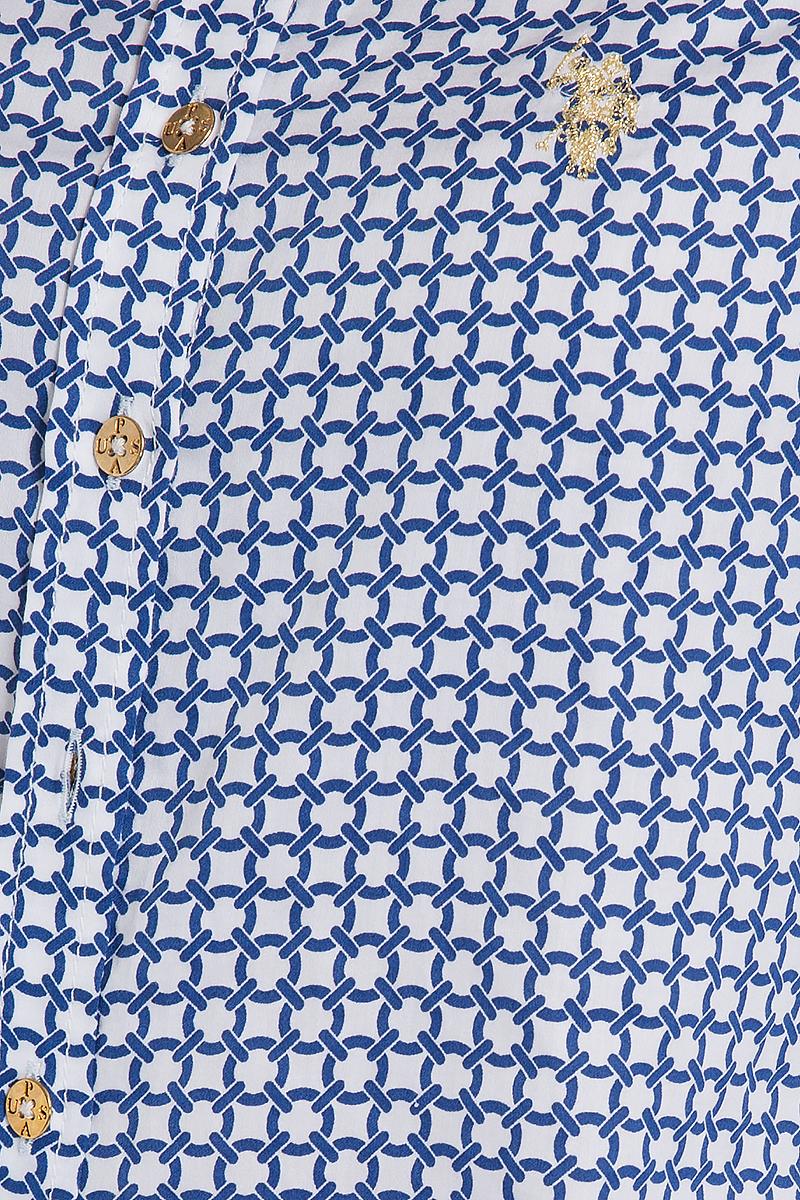 Рубашка женская. G082SZ004HELGAMARINE