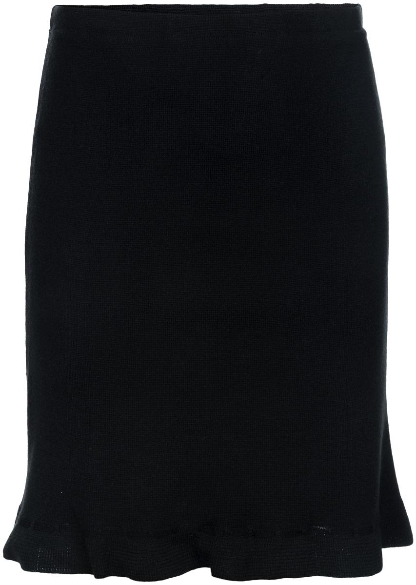 Юбка. 564564Юбка Milana Style дополнит ваш образ и подчеркнет индивидуальность. Благодаря составу, в который входят шерсть и ПАН, юбка теплая, приятная на ощупь, не сковывает движений, обеспечивая комфорт. На модели предусмотрена тонкая подкладка. На поясе юбка дополнена мягкой эластичной резинкой. Модель оформлена оборкой по краю подола, она выгодно подчеркнет ваш силуэт и прекрасно подойдет к любому наряду. Стильная юбка непременно украсит ваш гардероб и добавит образу женственности!