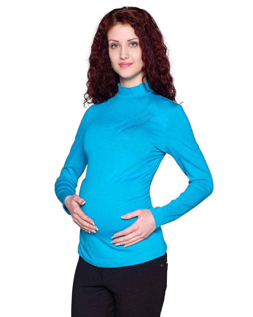 Водолазка161509ЕFashion-вариант классической водолазки подойдет для офиса и для прогулки, составит комплект с юбкой или брюками. Модель украшена асимметричными членениями и защипами. Фэст - одежда по вашей фигуре.
