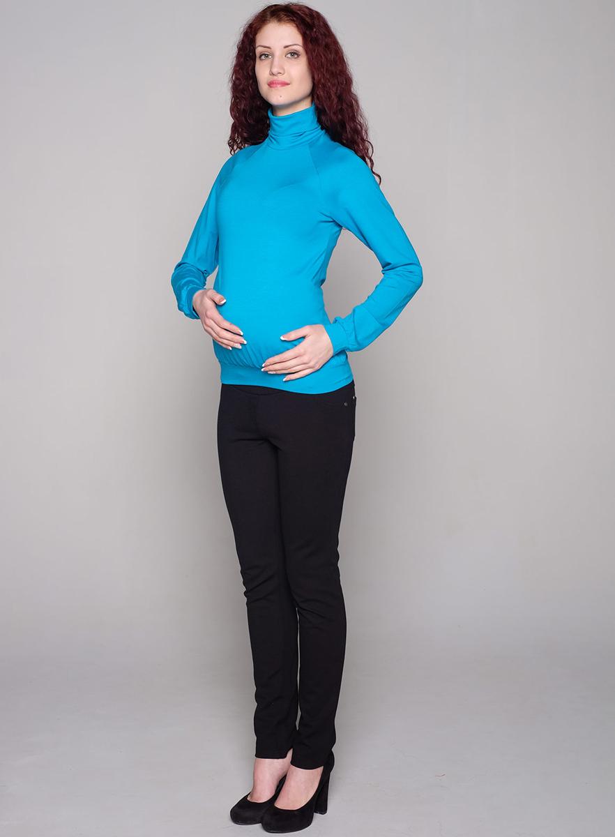 Водолазка88509ЕВодолазка с рукавом-реглан - базовая вещь для повседневного гардероба. В области талии мягкая сборка, обеспечивающая оптимальную посадку изделия на любом сроке беременности. Фэст - одежда по вашей фигуре.