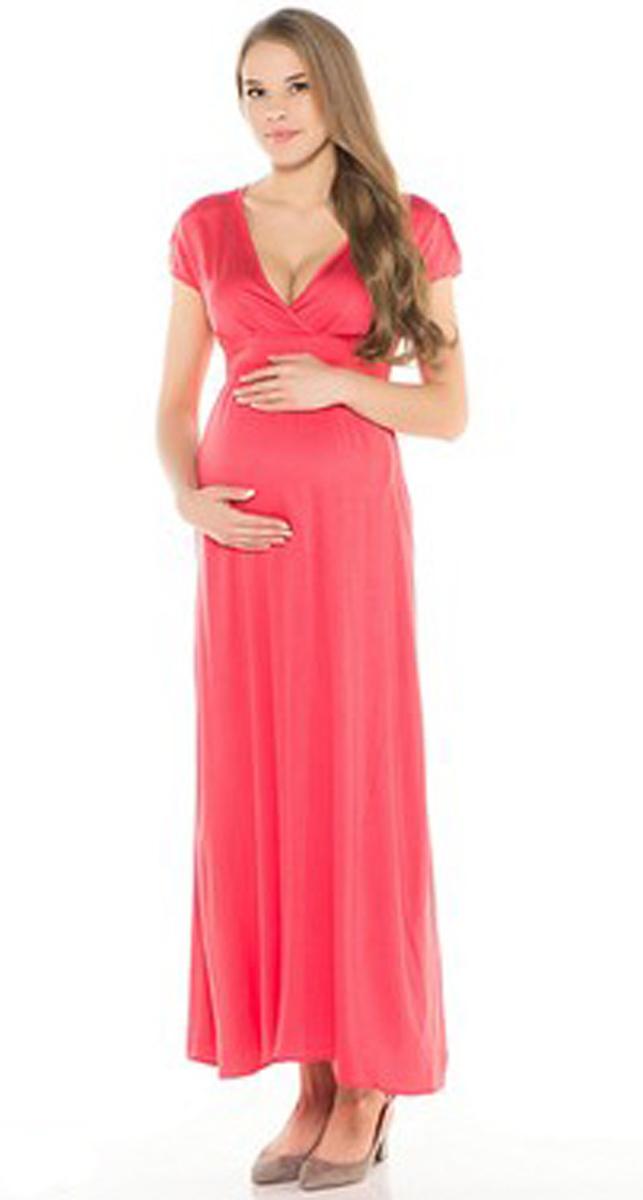 95501АОднотонное платье в пол выполнено из натурального полотна. Отличный повседневный вариант. Фэст — одежда по вашей фигуре.