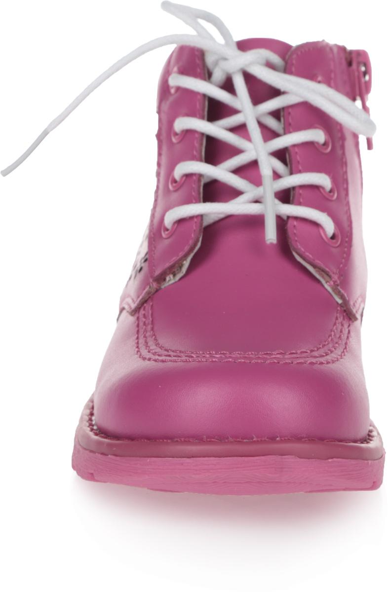 Ботинки для девочки. 100454