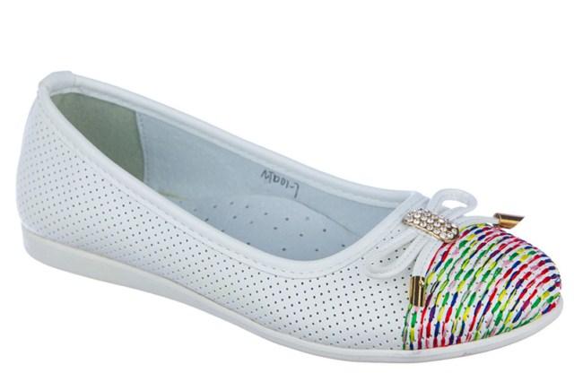 Туфли школьные для девочек. 30-160A/1230-160A/12
