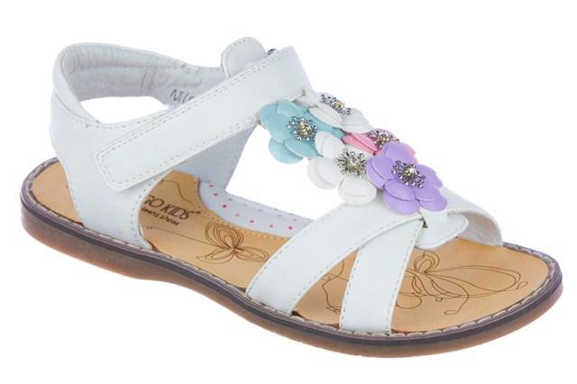 Туфли летние для девочек. 21-197A/1221-197A/12