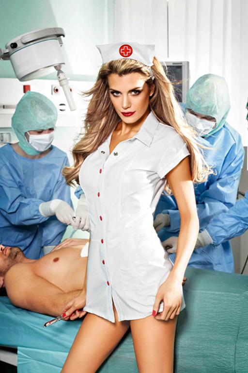 Костюм для ролевых игр Старшая медсестра. BL1233-QBL1233-Q