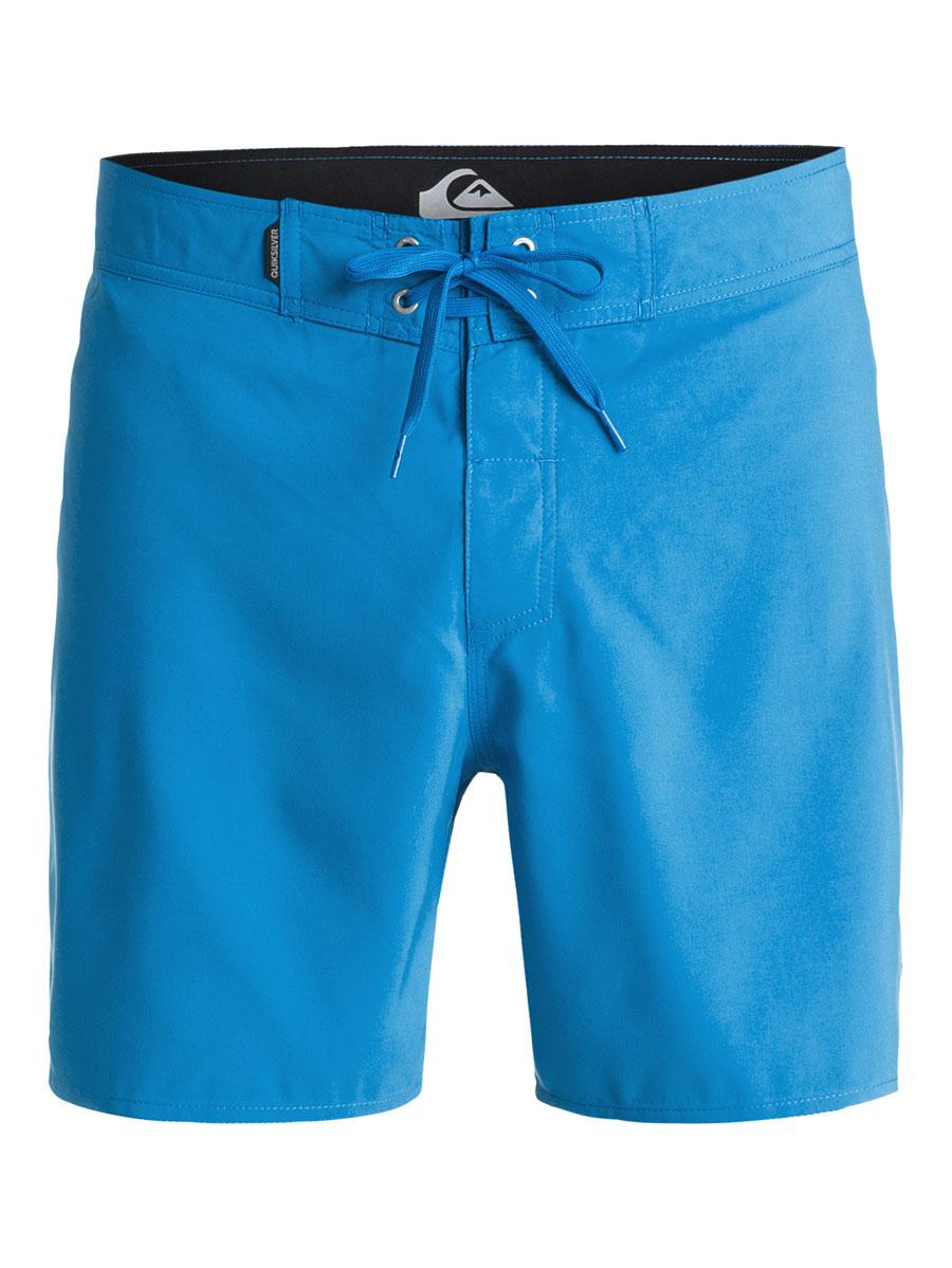 ШортыEQYBS03253-BNC0Мужские шорты Quiksilver выполнены из полиэстера и дополнены внутренними несъёмными трусами-слипами из полиэстера. Модель по поясу завязывается шнурком и имеет гульфик на липучках. Сзади расположен накладной карман с клапаном на липучке. Оформлена модель фирменными нашивками и вышиты названием бренда.
