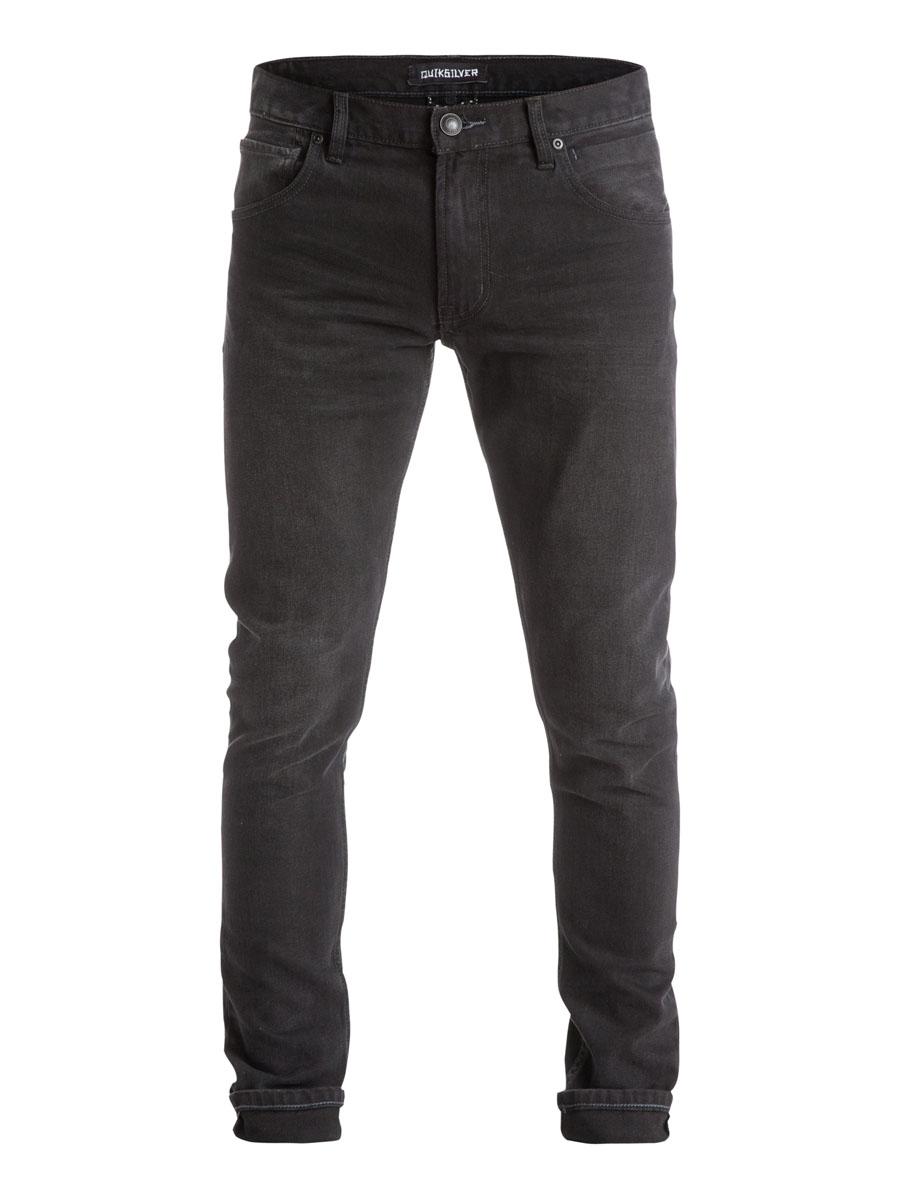 EQYDP03186-KVKWСтильные мужские джинсы Quiksilver изготовлены из эластичного хлопка. Модель зауженного кроя застегивается на пуговицу и ширинку на застежке-молнии, имеются шлевки для ремня. Спереди модель оформлена тремя врезными карманами и одним секретными кармашком, а сзади - двумя накладными карманами.