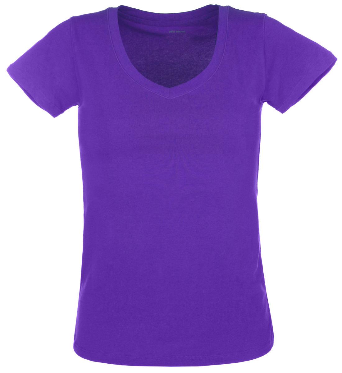 Футболка7047Женская футболка Alla Buone Liscio, выполненная из эластичного хлопка, идеально подойдет для повседневной носки. Материал изделия мягкий, тактильно приятный, не сковывает движения и позволяет коже дышать. Футболка с V-образным вырезом горловины и короткими рукавами имеет слегка приталенный силуэт. Вырез горловины оформлен мягкой окантовочной лентой. Изделие дополнено фирменным логотипом, вшитым в боковой шов. Такая модель будет дарить вам комфорт в течение всего дня и станет отличным дополнением к вашему гардеробу.