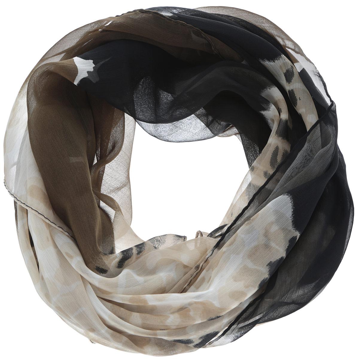 Шарф262040Женский шарф Ethnica, изготовленный из вискозы, подчеркнет вашу индивидуальность. Благодаря своему составу, он легкий, мягкий и приятный на ощупь. Изделие оформлено оригинальным принтом. Такой аксессуар станет стильным дополнением к гардеробу современной женщины.