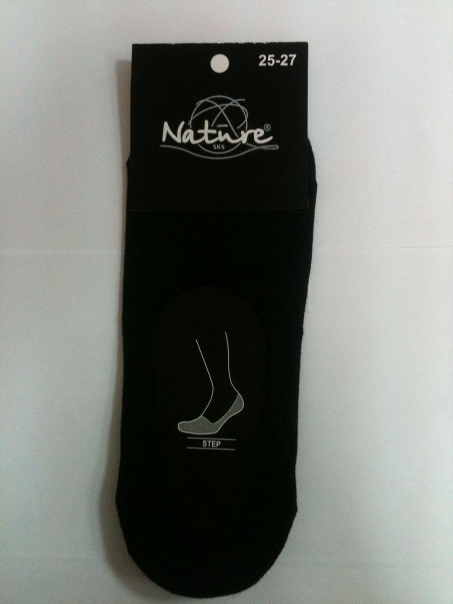 Носки267Следики Nature изготовлены из натурального бамбука с добавлением полиамида и эластана. Изделия из бамбука обладают очень хорошей воздухопроницаемостью, отлично впитывают влагу, не прилипают к коже и быстро сохнут. Такие следики не садятся при стирке, не линяют и обеспечат полную гигиену ног.