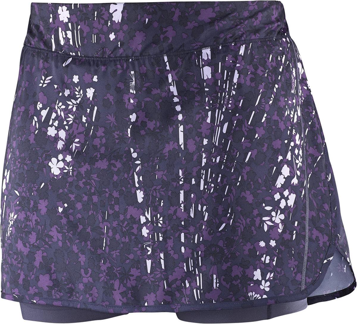 Юбка-шорты для бега Agile Skirt W. L37963800