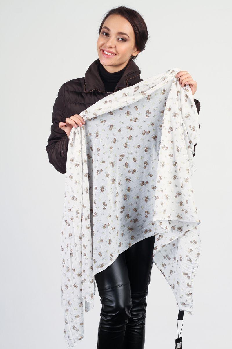CS-SC16-1Стильный женский палантин Laura Milano станет великолепным завершением любого наряда. Палантин изготовлен из шелка и хлопка, и оформлен оригинальным принтом. Легкий и изящный палантин поможет вам создать изысканный женственный образ, а также согреет в непогоду.