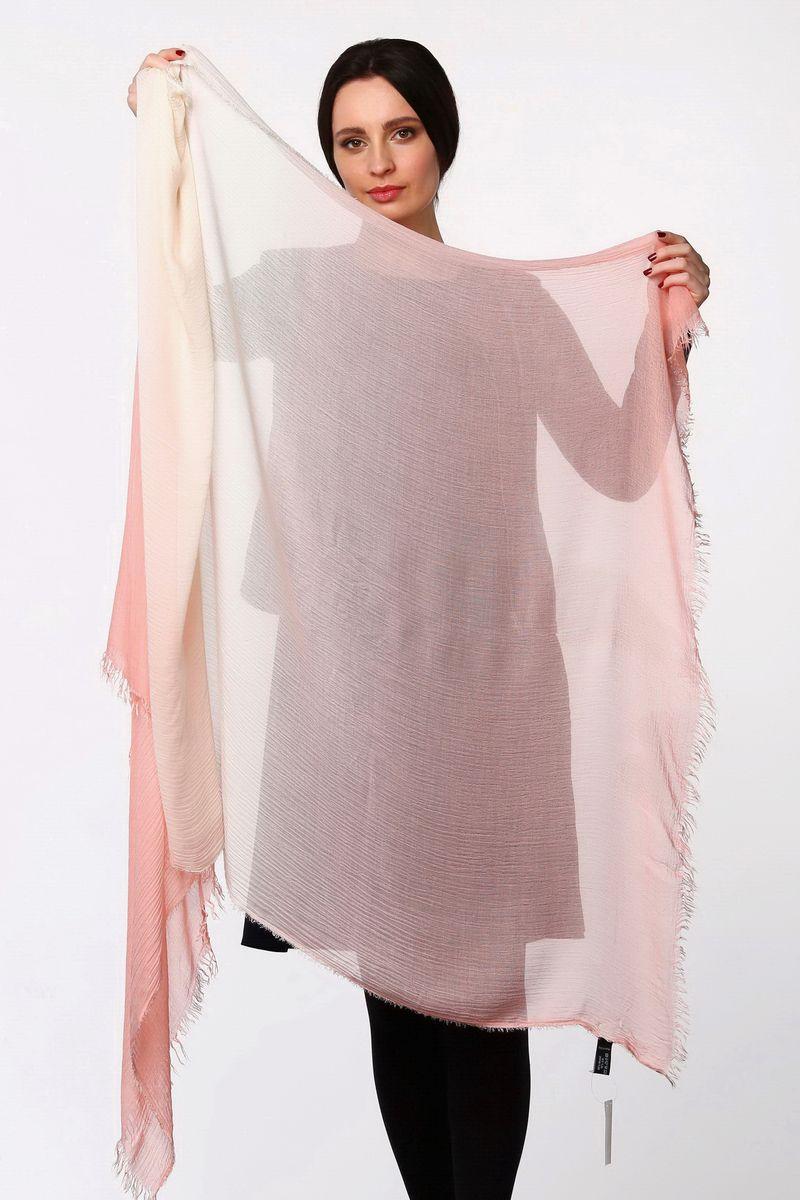 ПалантинHL-11515-12Стильный женский палантин Sophie Ramage станет великолепным завершением любого наряда. Палантин изготовлен из модала с добавлением кашемира и по краю дополнен неширокой бахромой. Изящный палантин поможет вам создать изысканный женственный образ, а также согреет в непогоду.