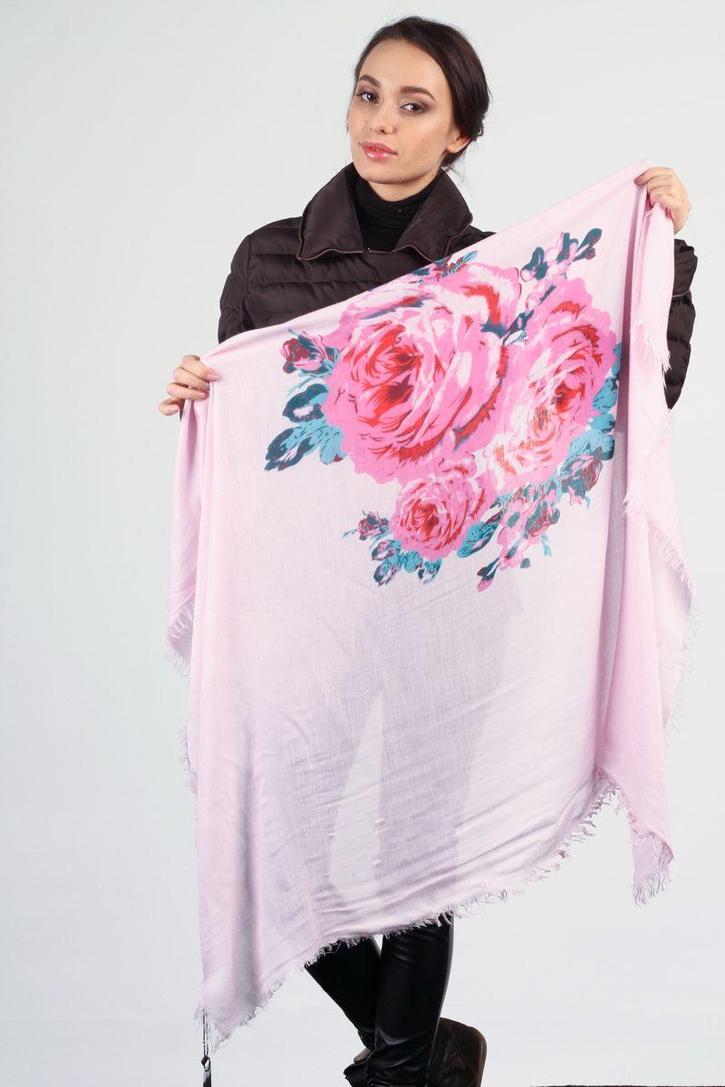 JLB10278YS4-2Стильный женский платок Laura Milano станет великолепным завершением любого наряда. Платок изготовлен из высококачественного материала и оформлен крупным цветочным принтом. Мягкий и шелковистый платок поможет вам создать изысканный женственный образ, а также согреет в непогоду. Такой платок превосходно дополнит любой наряд и подчеркнет ваш неповторимый вкус и элегантность.